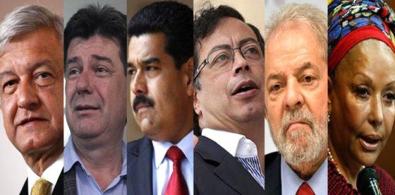 La izquierda radical y sus opciones de ganar en 2018 seis presidencias en América Latina