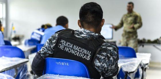 Jefe de la Policía de Honduras sospechoso de ayudar al narcotráfico