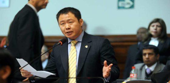 Kenji Fujimori es expulsado de su partido tras abstenerse a vacancia de PPK