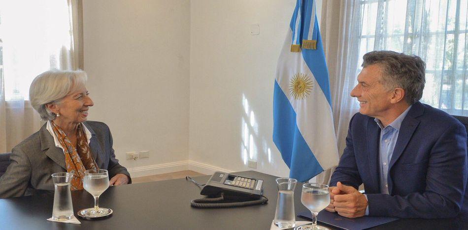 fmi g20 Argentina