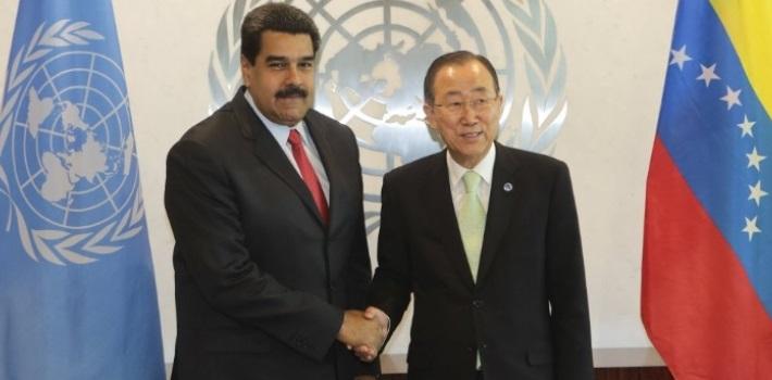 ONU- crisis Venezuela