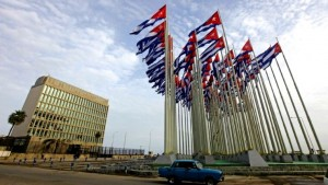 The US embassy in Havana is expected to open its doors on August 14