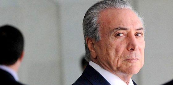 Presidente de Brasil pierde juicio y debe pagar USD $18 mil al magnate Joesley Batista