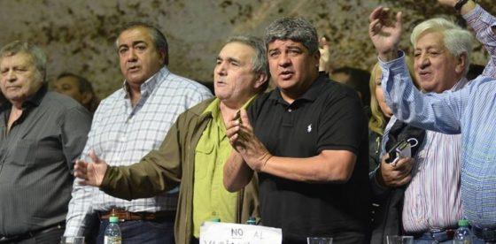Macrismo impulsa polémica reforma para acabar con los jefes sindicales eternos