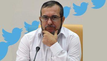"""En su cuenta de Twitter, """"@TimoFARC"""", menciona que el exlíder guerrillero se unió a esa red social en septiembre de 2012, un mes después de haberse firmado el documento que marcó el comienzo del proceso de paz en Cuba. (PanAm Post)"""