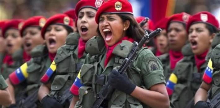 Venezuelan-army