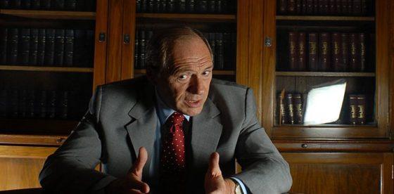 """Exjuez de Corte Zaffaroni: que Macri """"se vayan antes"""" por endeudamiento"""
