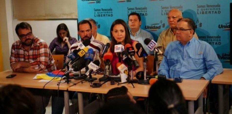 acuerdo nacional - chavismo disidente