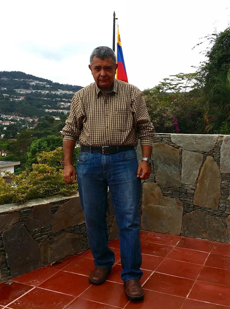 En su casa de Caracas (PanAm Post)