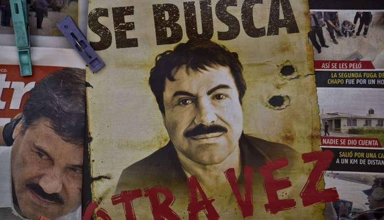 TOPSHOTS-MEXICO-CRIME-DRUGS-GUZMAN-ESCAPE