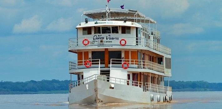 crucero – Río Amazonas