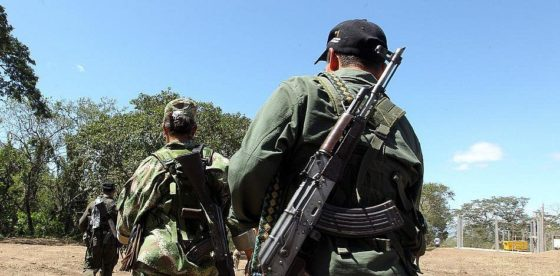 Disidencias de FARC siguieron extorsionando y atacando en fin de año