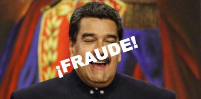 fraude venezuela