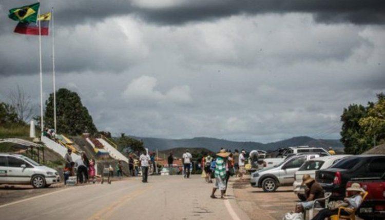 frontera brazil venezuela