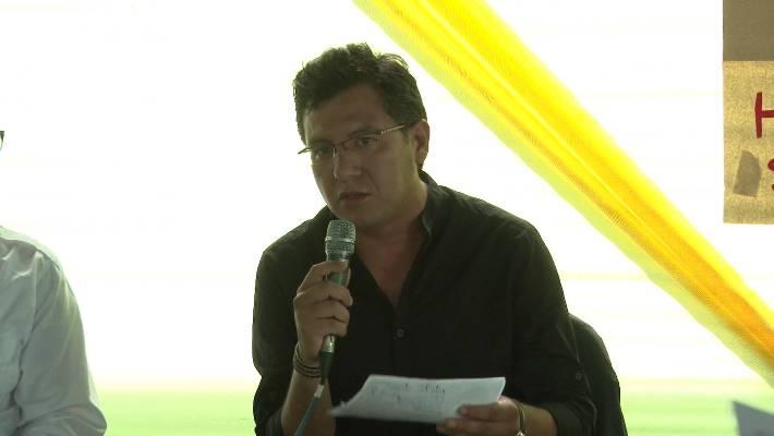 El director del Cebid, Marco Gandarillas, señala que legislación sobre ONG es un retroceso. (Youtube)