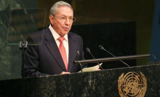 Castro dio una lección de injerencia y cinismo en la ONU la semana pasada.