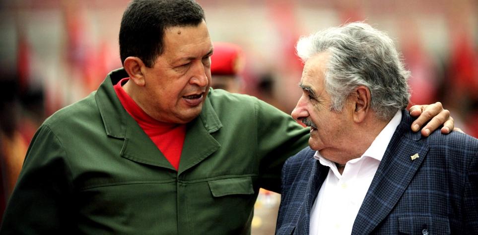 """Los negocios que hizo el expresidente José """"Pepe"""" Mujica con Venezuela, nunca fueron del todo claros."""