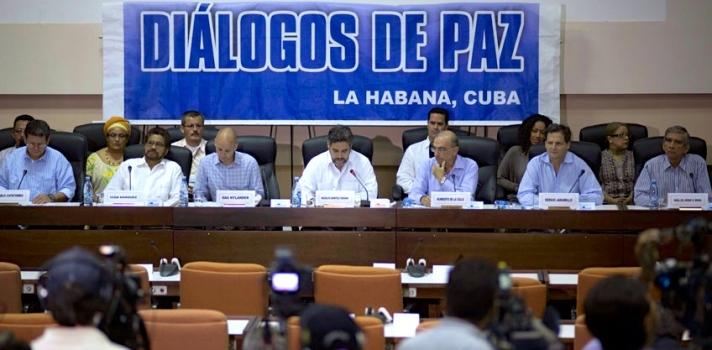 Las muertes por enfrentamientos entre Gobierno y FARC representan solo 3% de las muertes violentas en Colombia. (XXX)