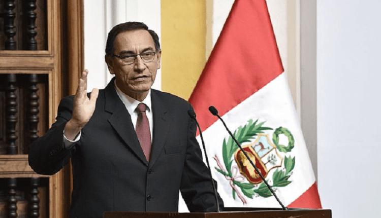 martin vizcarra – nuevo presidente del peru – gobernabilidad