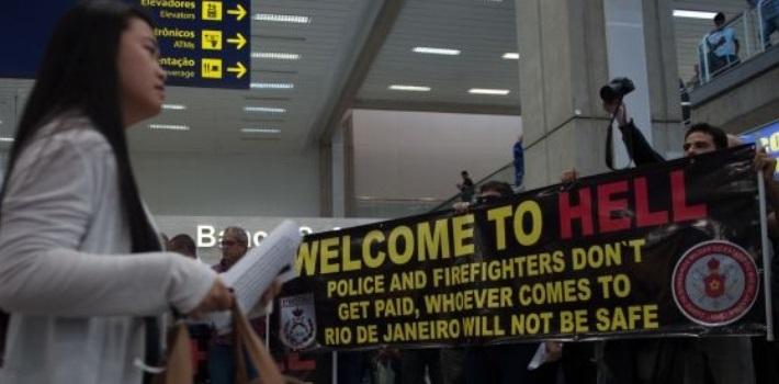 policías – Brasil