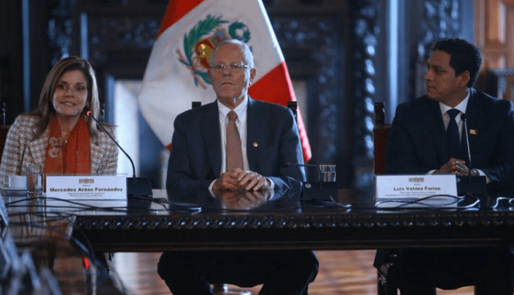 ppk renuncia presidencia- mensaje a la nacion