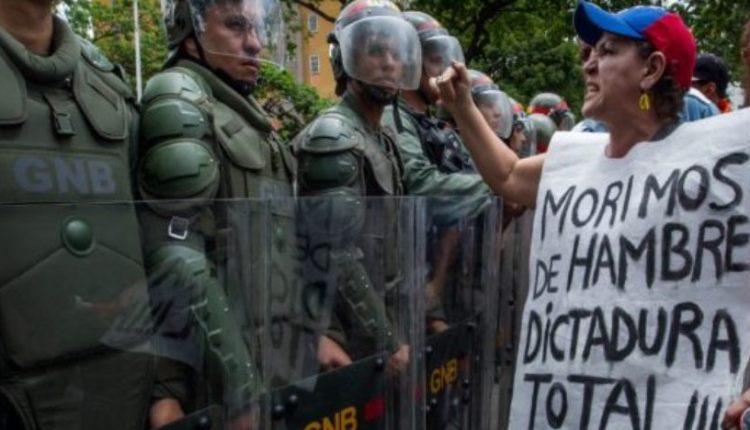 "OPOSICIÓN VENEZOLANA ENTREGA UN ""PETITORIO"" A RECTOR DEL PODER ELECTORAL"