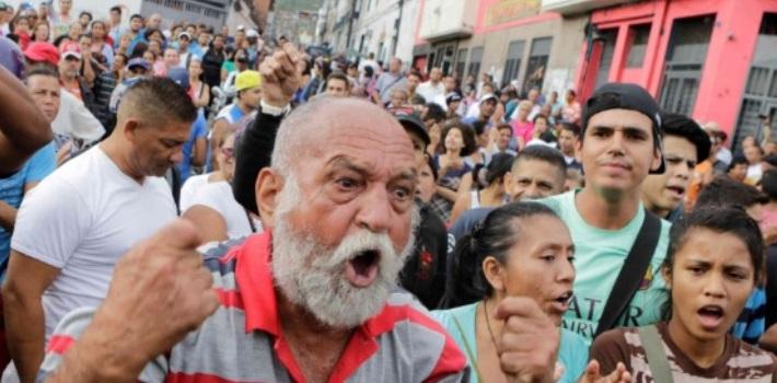 protestas- Venezuela