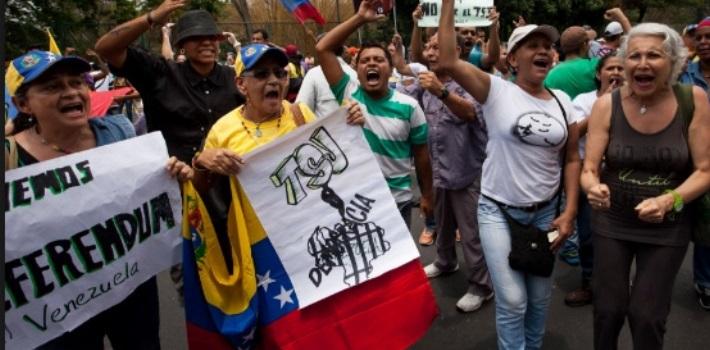 referendo – Venezuela