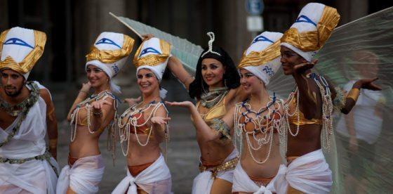 La Reina del Carnaval en Montevideo y los estereotipos de género