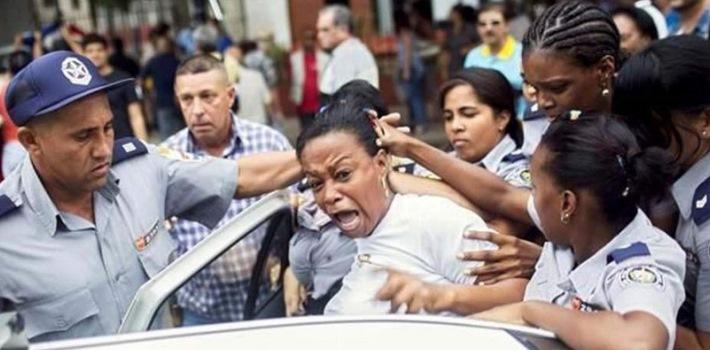 represión – Cuba