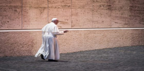 El hastío del católico liberal ante el descarado proselitismo del Papa Francisco