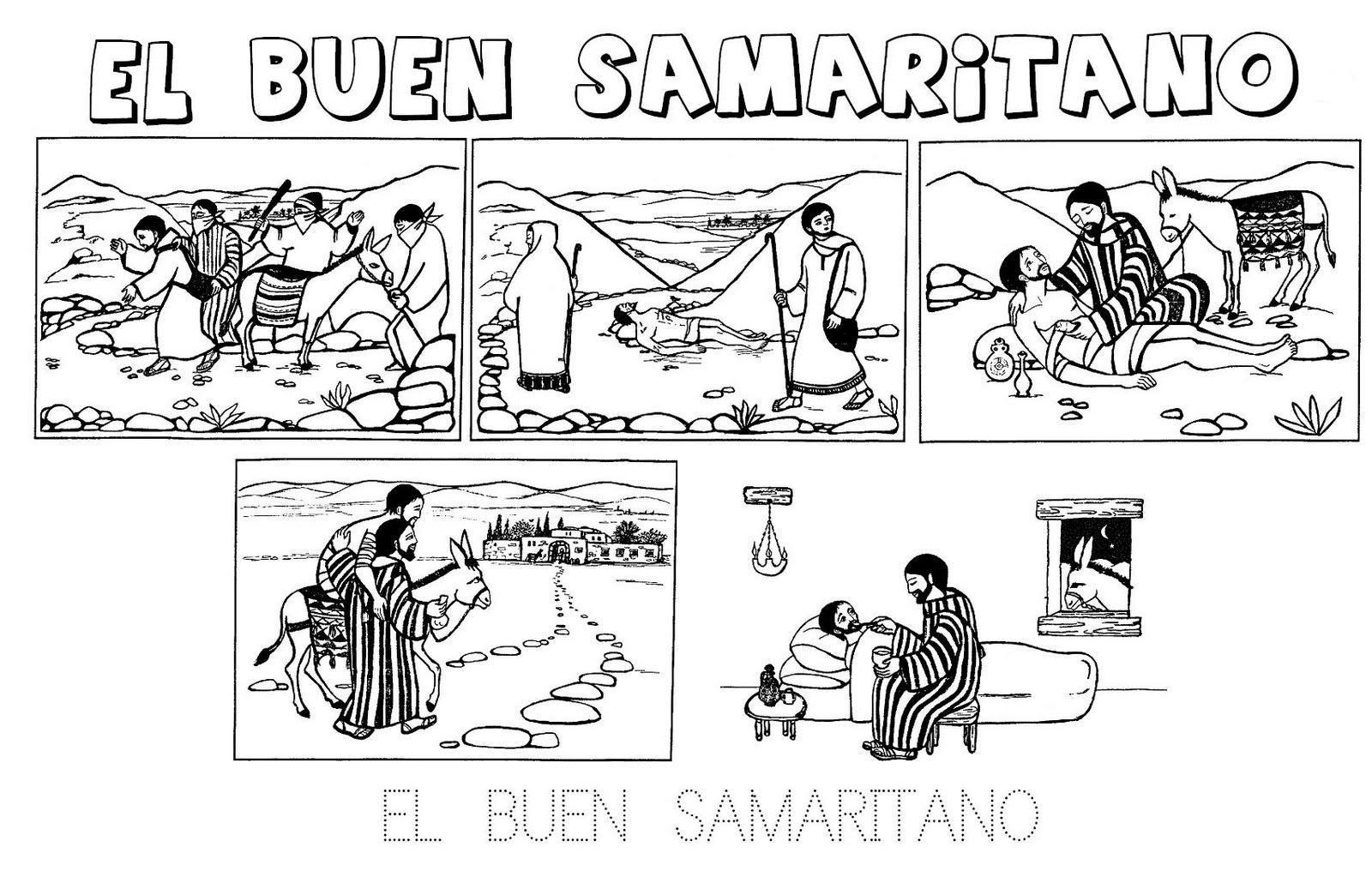 Frases de Samaritano (30 frases)