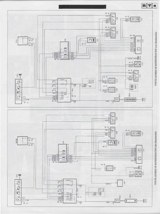 [DIAGRAM] Wiring Diagram Citroen Xsara Picasso 2 0 Hdi