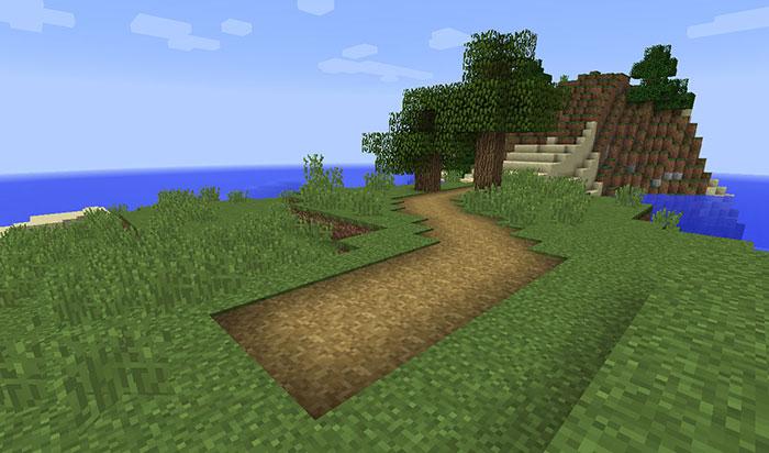Senderos Minecraft 1.9