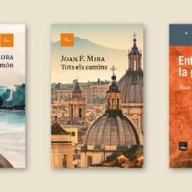 El acto de entrega del 21º Premio Joaquim Amat-Piniella se celebrará el martes 13 de abril