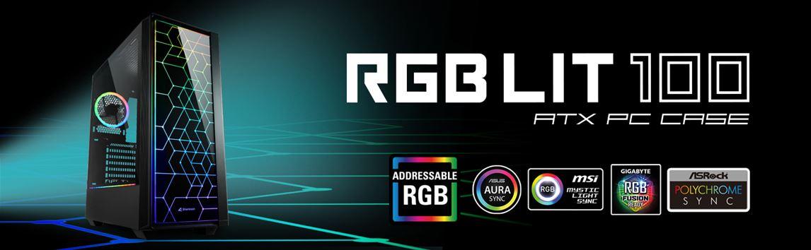 RGB LIT 100 content