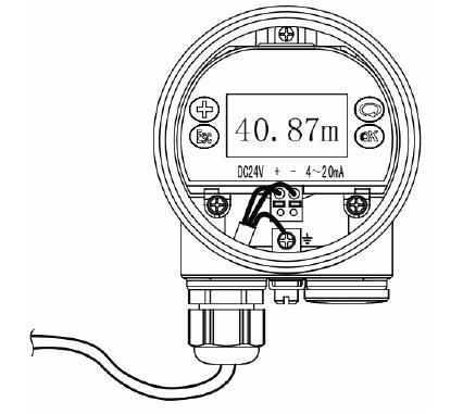 Transmisor de nivel de radar de ácido sulfúrico (H2SO4