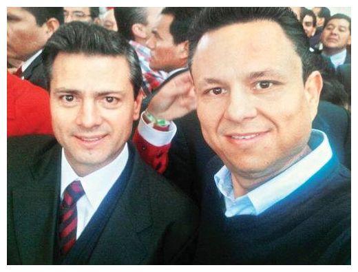 Peña Nieto y Celaya Valenzuela