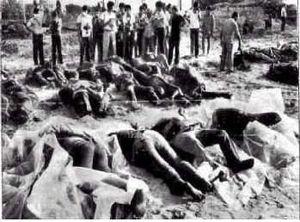 Resultado de imagen de masacres de sabra y chatila