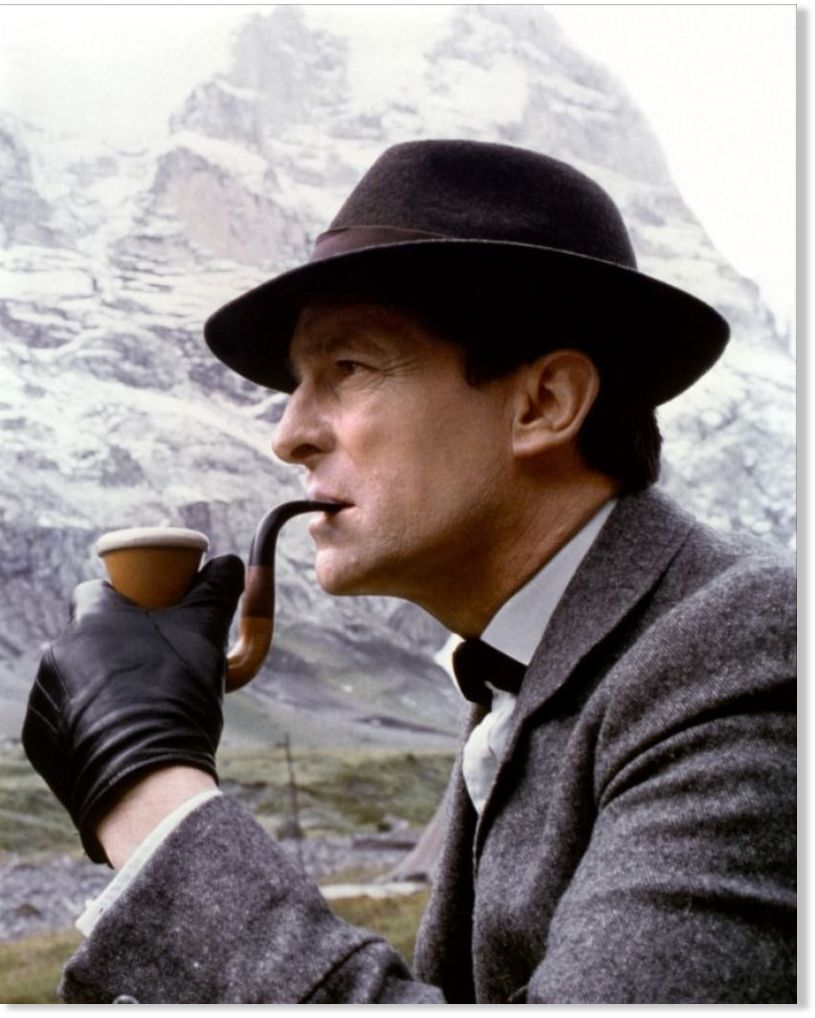 """""""El mundo está lleno de cosas obvias que nadie observa, ni por casualidad."""" Sherlock Holmes"""