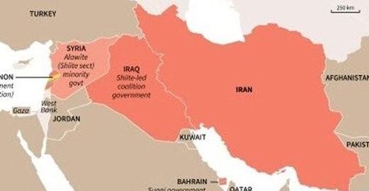 Iran Iraq Syria