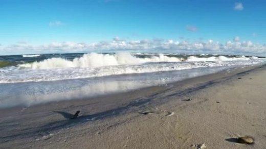 Polonia cierra sus playas