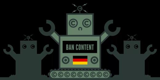 Germany copyright internet laws
