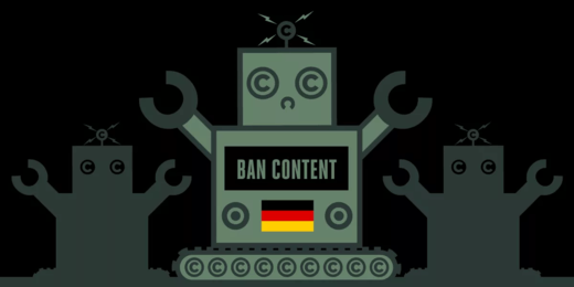 Germany copyright internet laws