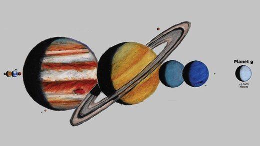 Científicos encuentran más evidencias de que existe un noveno planeta