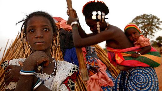 fulani tribe Mali