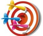 objetivos, conversiones, target, blanco