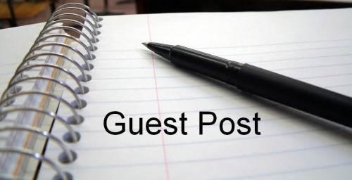 Guest Posting, blogging, Autor invitado, escribir articulo