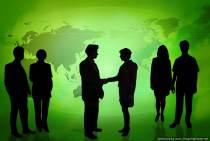 Networking Blogger, relaciones, acuerdos, mundo, gente negocios