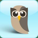 hootsuite, icono, logo
